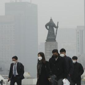 Хятадаас орж ирдэг агаарын бохирдолын хэт нарийн тоосонцор ихсэж эхэллээ