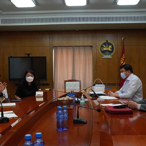"""БНСУ-ын """"К2ЛБИО"""" байгууллагаас Ковид19-ыг илрүүлэх бичил лабораторыг Монголд байгуулахыг санал болгожээ"""